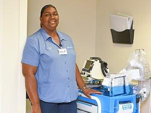 EVS Karen at Lane Regional Orthopedics