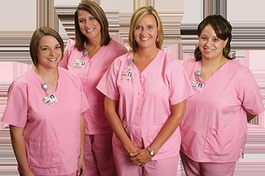 Lane RMC Nurse Benefits