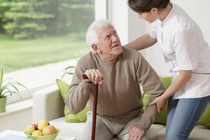 home health for stroke