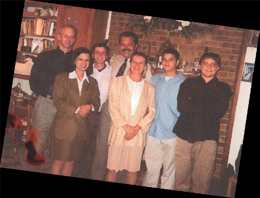 jeri 2001 with family