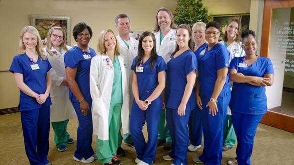 nurses 5 OBGYN