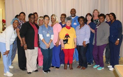 nursing home deficiency free survey 2020