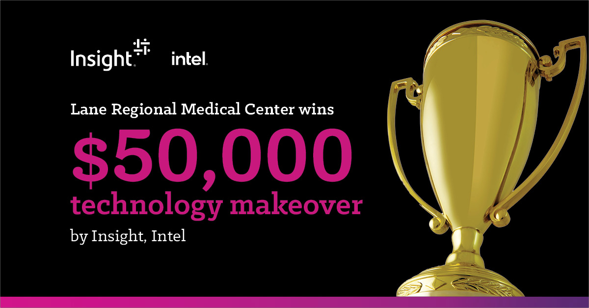 Lane Regional Medical Center Wins $50,000 Technology Makeover