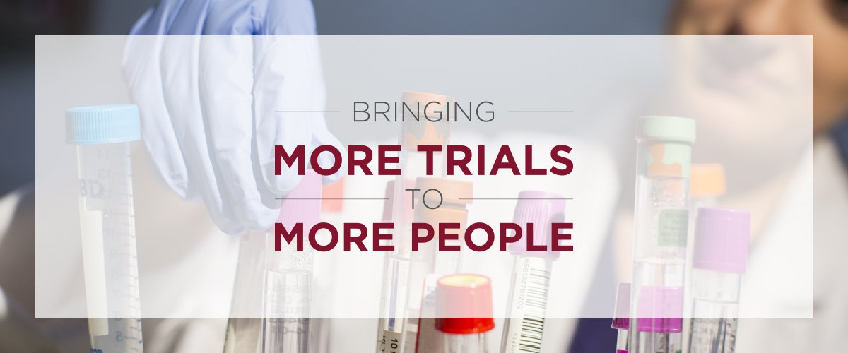 Bringing More Trials to More People