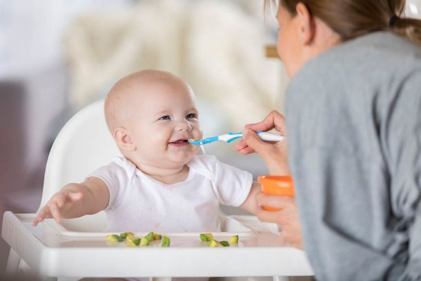 Good Nutrition Starts Early