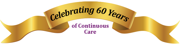 Celebrating 60 Years of Continuous Care