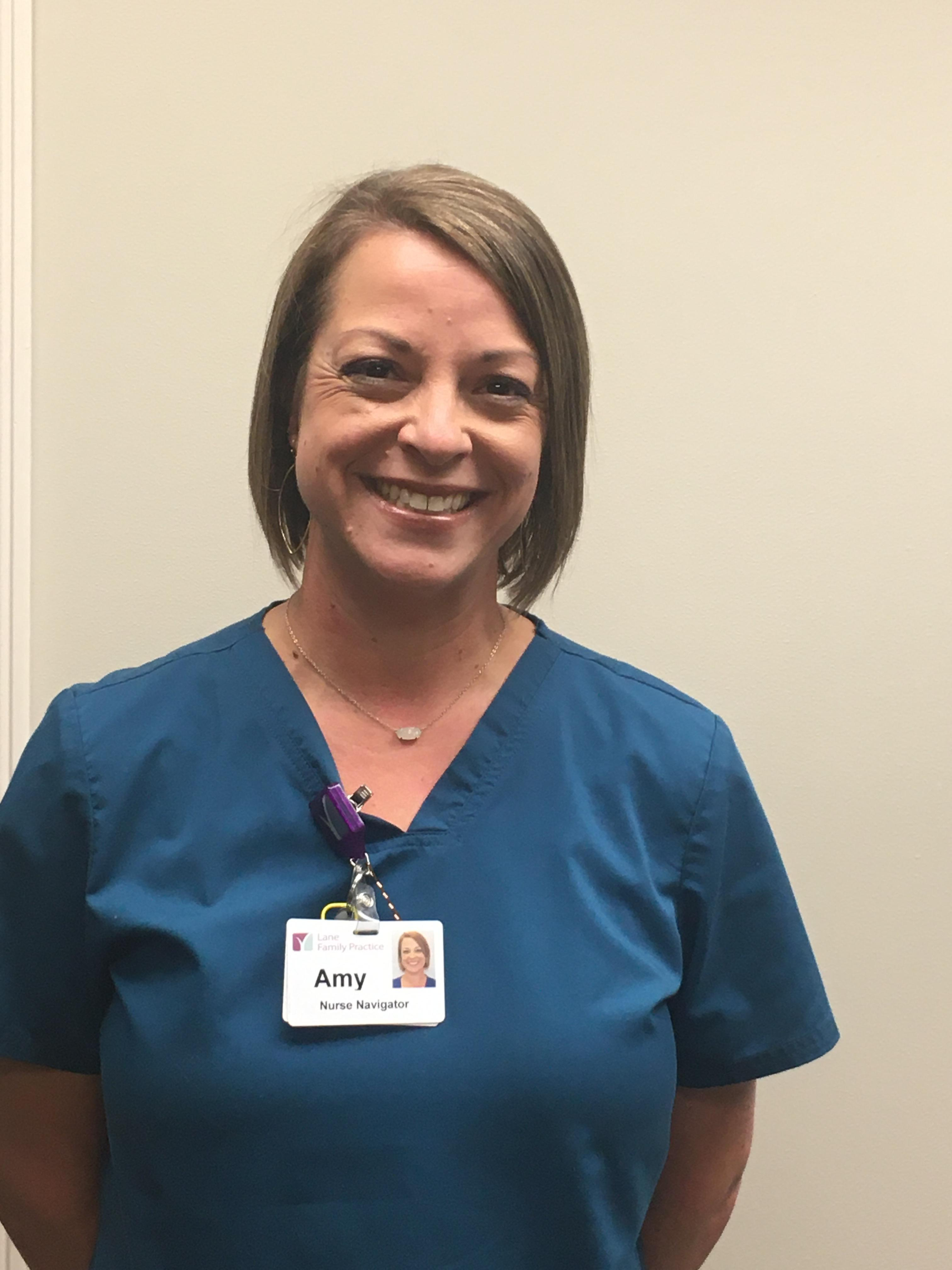 Amy Rome, RN, Earns Nightingale Award Nomination.