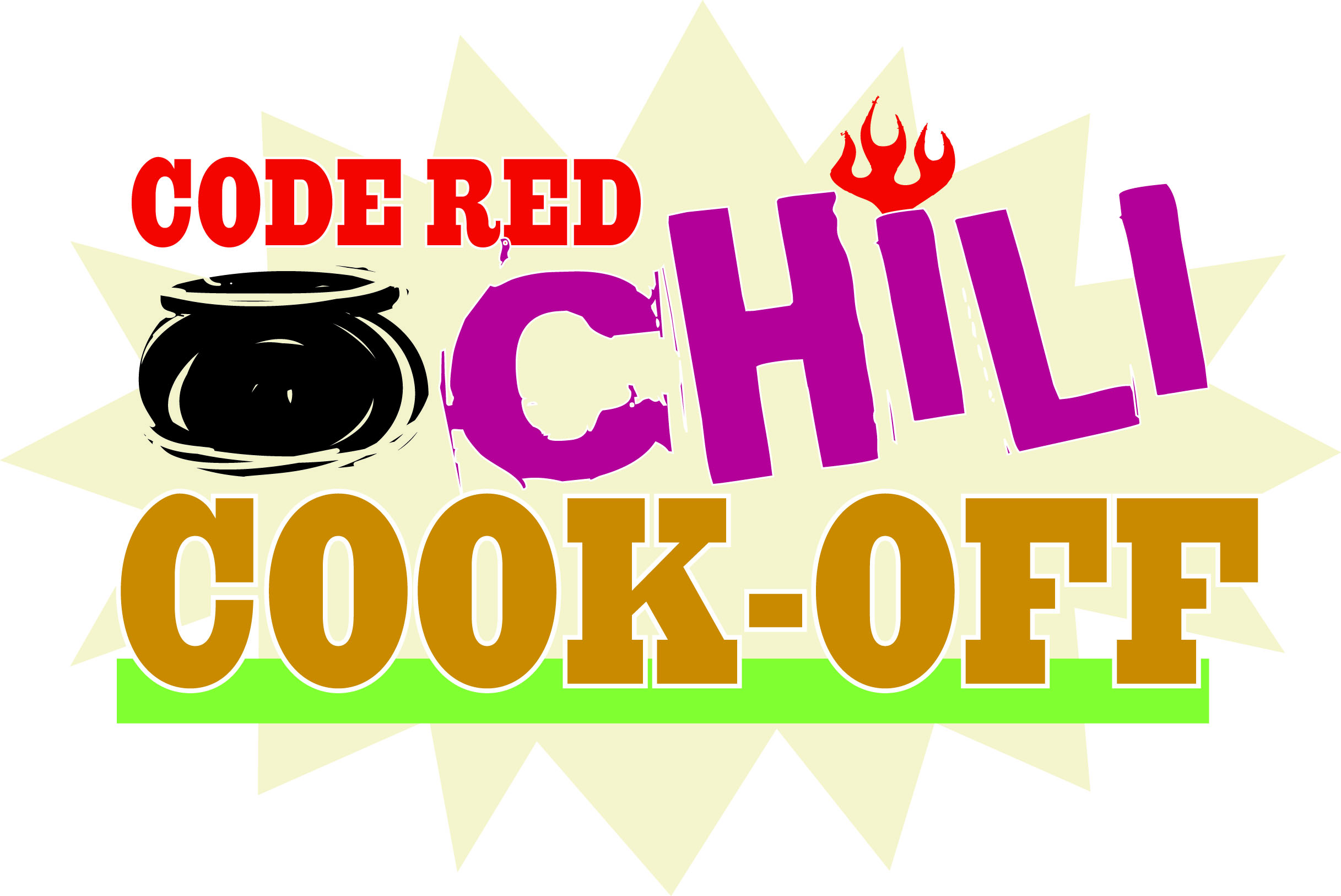 Join us for the 5th Annual Code Red Chili Cook-Off