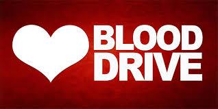 Monday, February 22nd Blood Drive