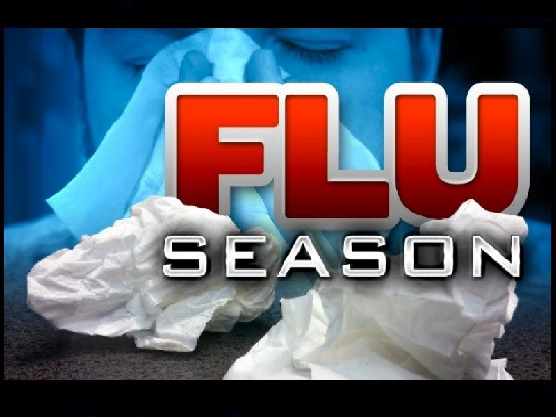 Flu Activity Is Increasing In The United States