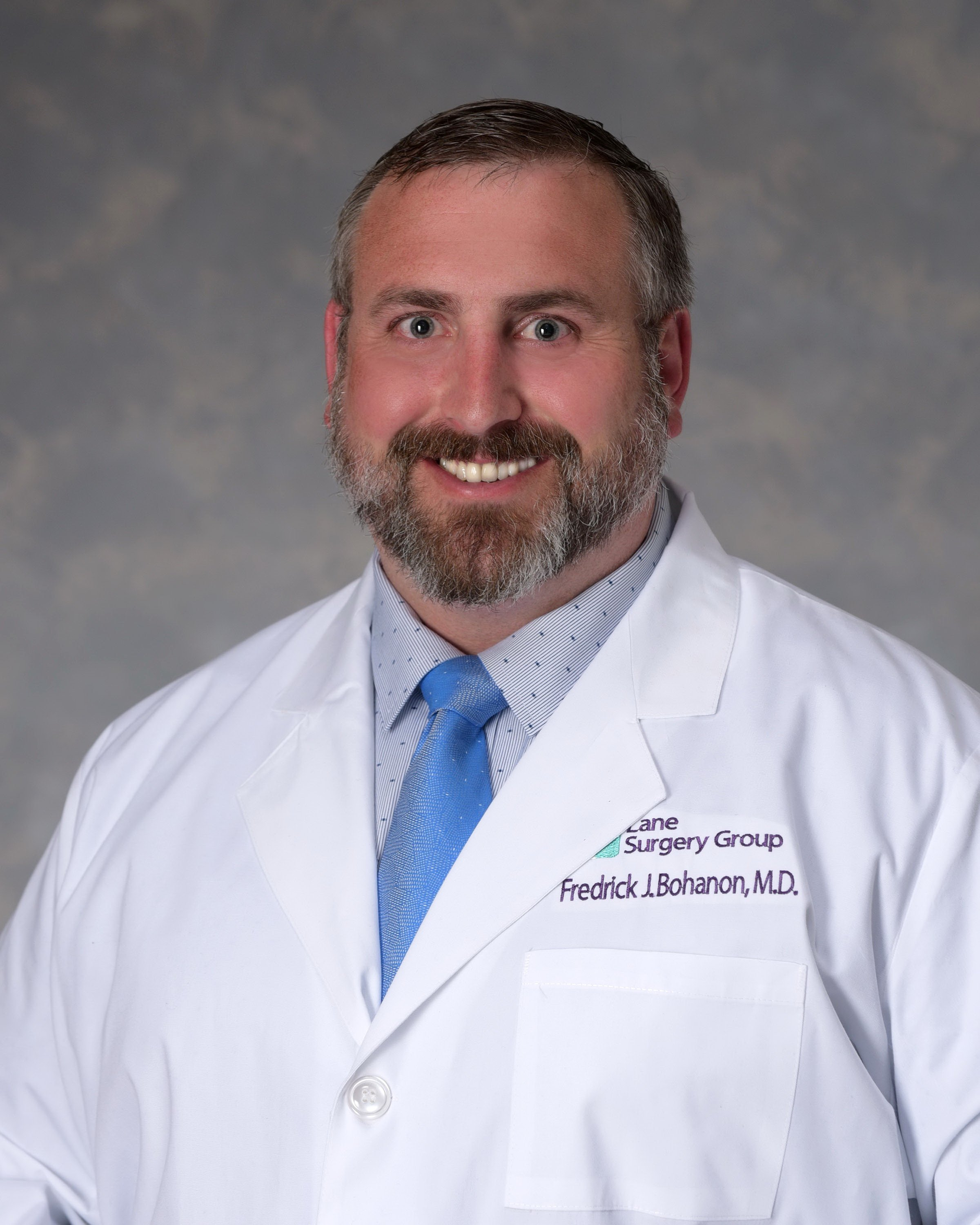 Dr. Fredrick Bohanon Joins Lane Surgery Group