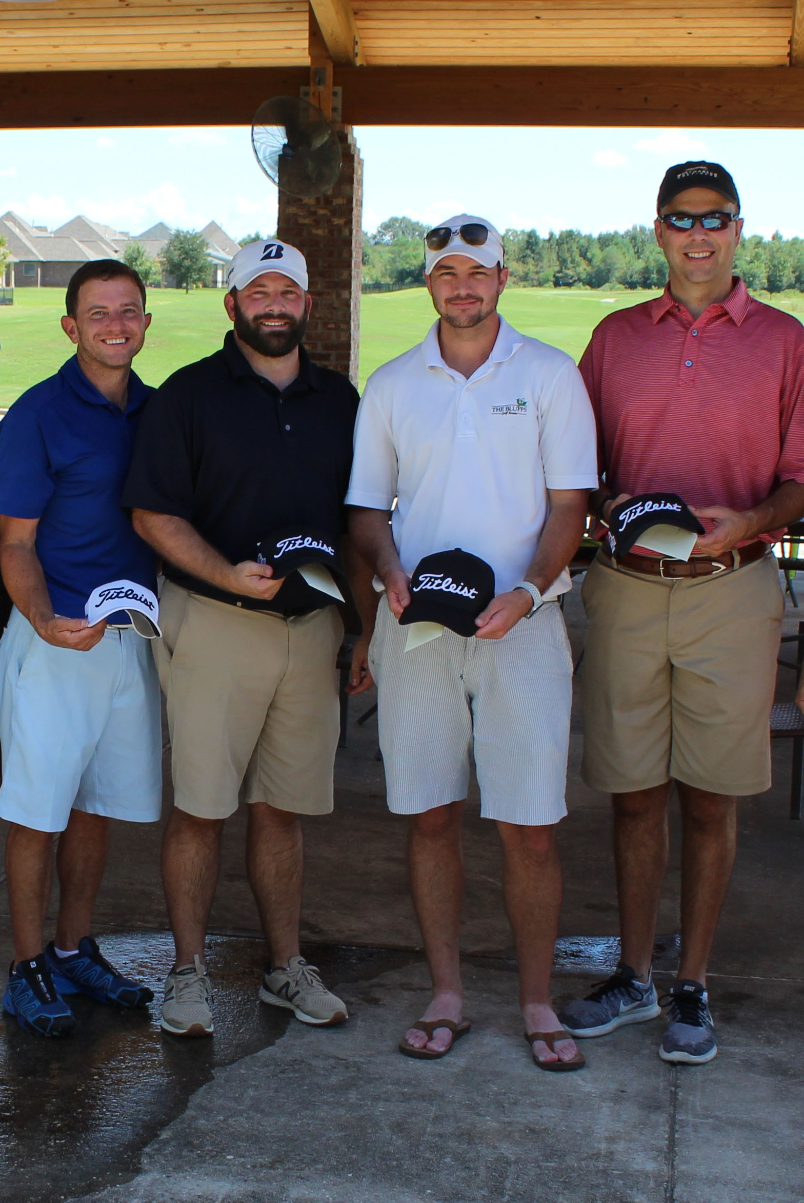Lane Foundation Inaugural Golf Tournament Winners