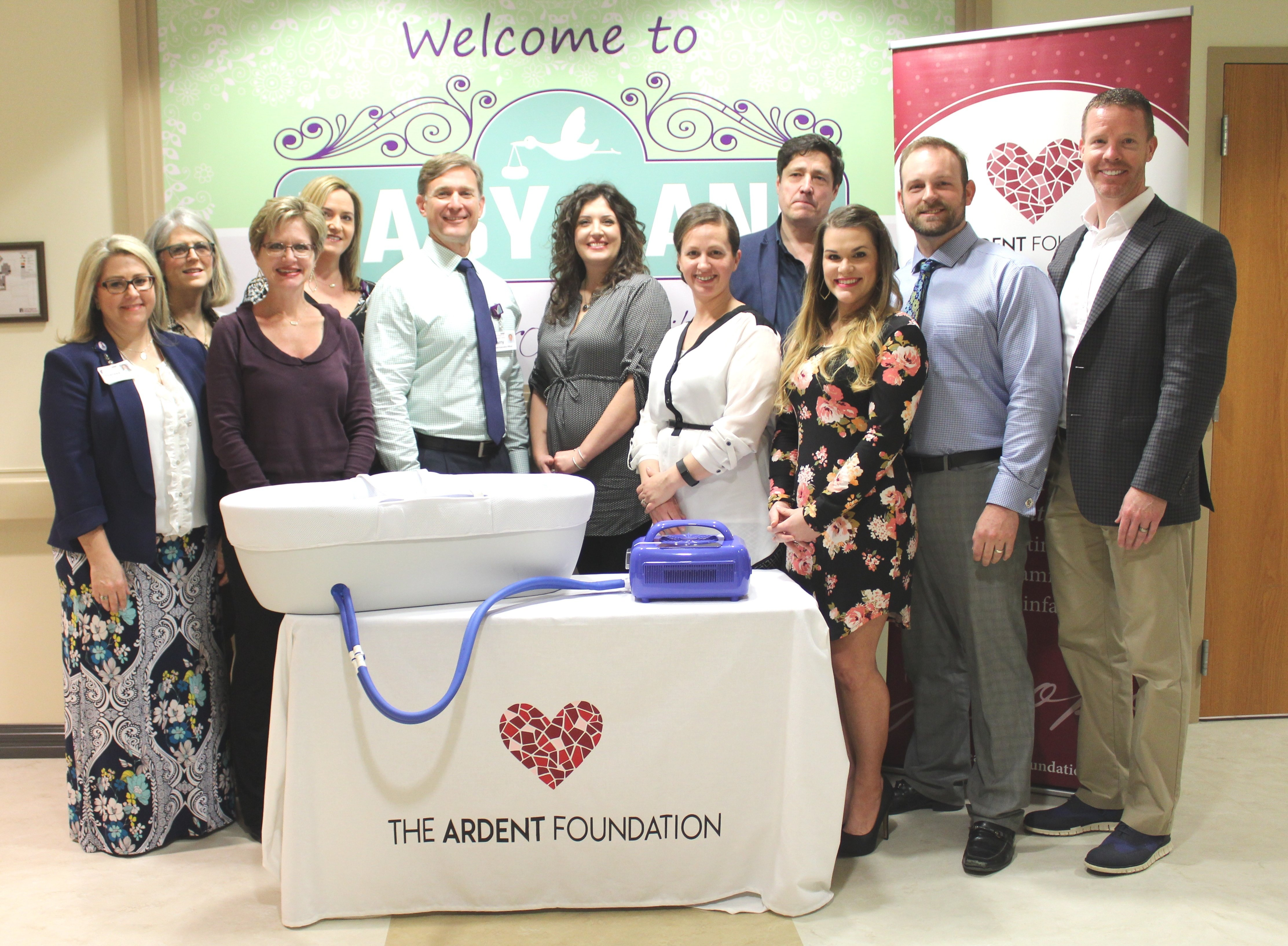 CuddleCot gives Parents of Stillborn Babies more time to Grieve