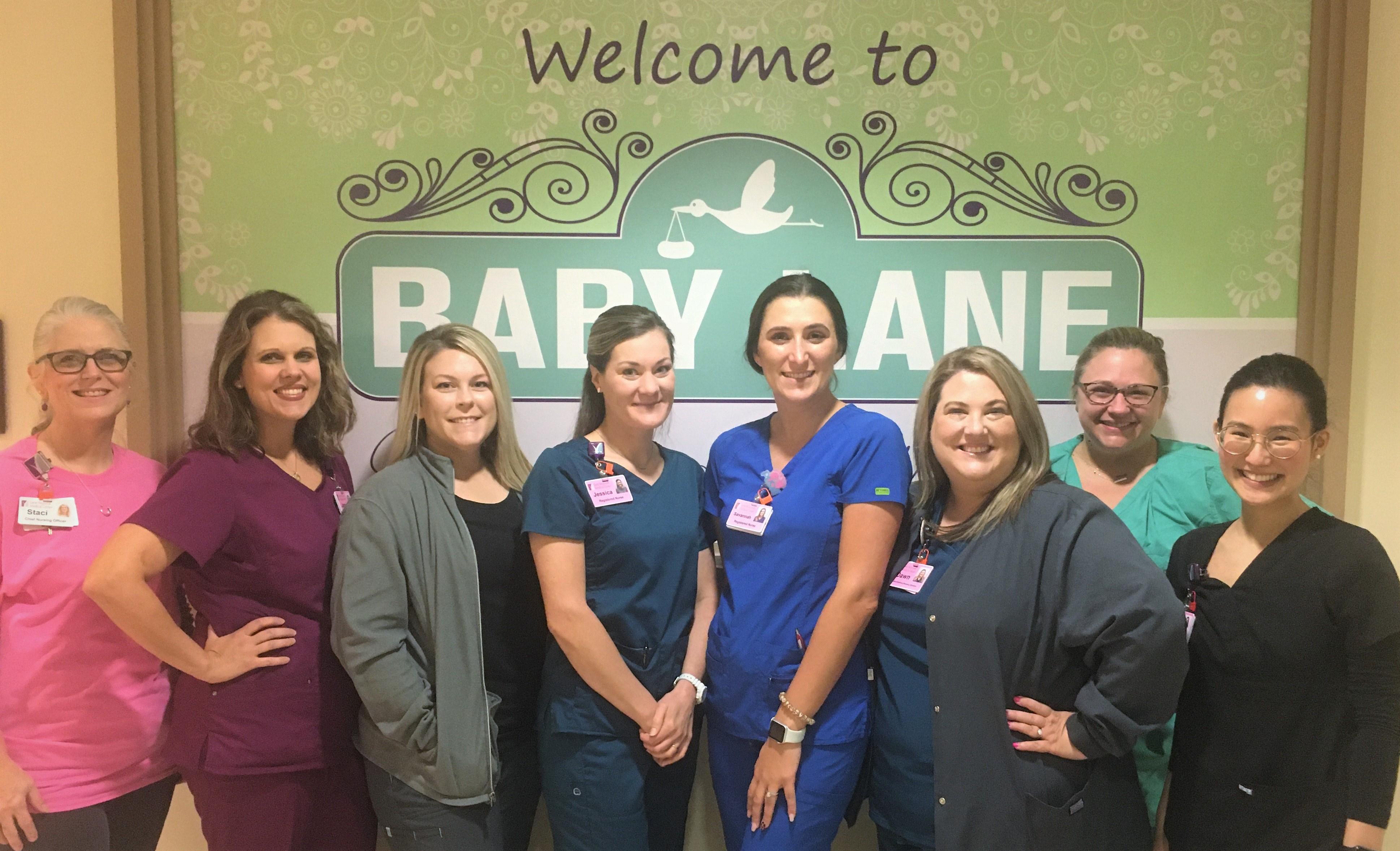 Lane Regional Medical Center Receives Birth Ready Designation