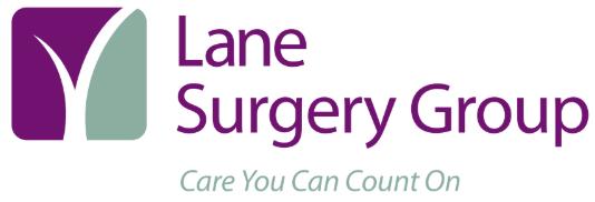 Lane Surgery Logo