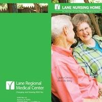 Lane Nursing Home Brochure