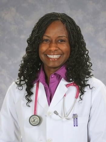 Allison Jones, M.D.