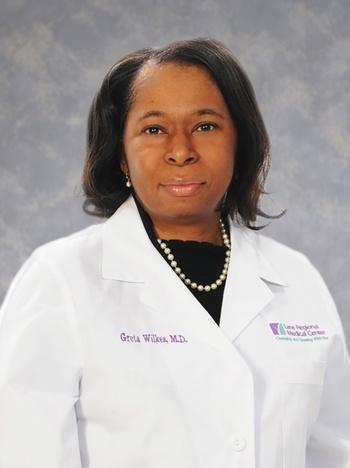 Greta Monroe Wilkes, M.D.