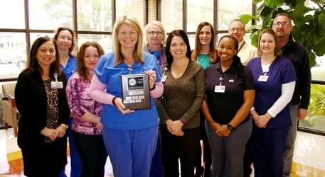Lane Recognized for Employee Wellness Program
