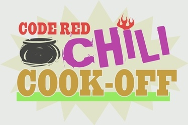 4th Annual Code Red Chili Cook-off Set for Saturday, October 21st