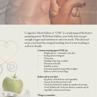 Congestive Heart Failure Information