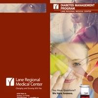 Diabetes Management Program Brochure