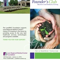 Founder's Club Brochure