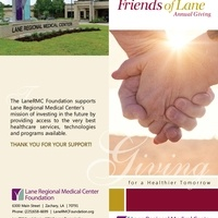 Friends of Lane Brochure