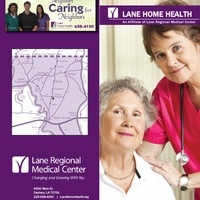 Lane Home Health Brochure