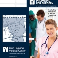 Preparing for Surgery Brochure