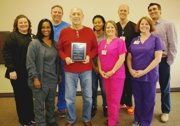 Lane Regional Medical Center Names Linthon Bundick Employee of the Year