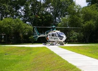New Hospital Helipad Will Help Save Lives