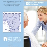 Lane Hospitalist Program Brochure