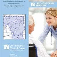 Lane Hospitalist Program Brochure
