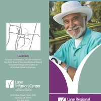 Infusion Center Brochure
