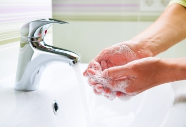 Labor & Delivery Unit Wins Healthy Hand Hygiene Video Contest