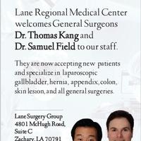 Lane Surgery Group