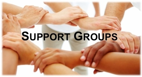 January Support Group Meetings