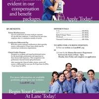 Nurse Recruitment Employment Information