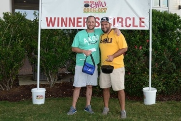 Fourth Annual Code Red Chili Cook-off Results