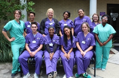 AHEC of a Summer Program at Lane Regional Medical Center