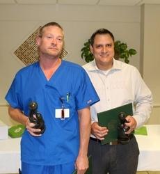 Extraordinary Nurses Recognized at Lane