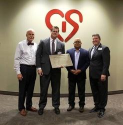 CIS and Lane Celebrate 10 Year Partnership