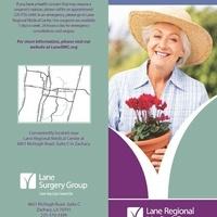 Lane Surgery Group Brochure