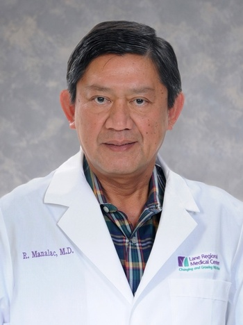 Rodolfo Manalac, M.D.