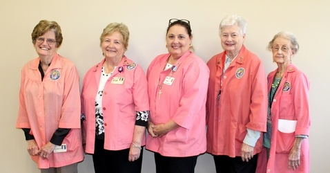 Lane Auxiliary Elects 2018 Officers