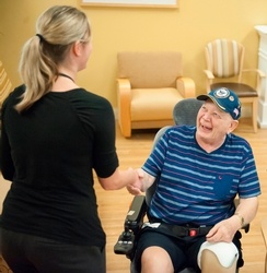 Amputee Support Group at Lane Rehabilitation Center