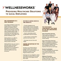 Wellness Works Flyer
