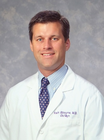 Keith Elbourne, M.D.