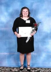 Courtney Travis Receives Celebrate Nursing Award